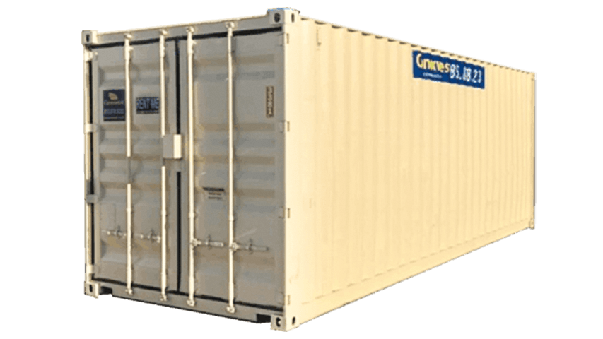 24ft storage container for rent
