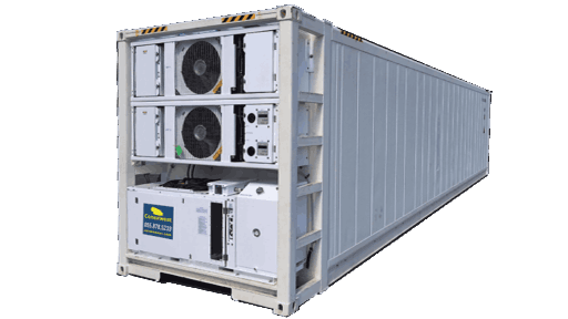 Cold Storage Refrigerated Shipping Containers for Sale