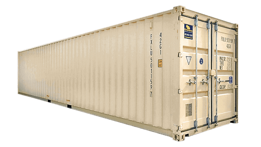 40ft shipping container for rent