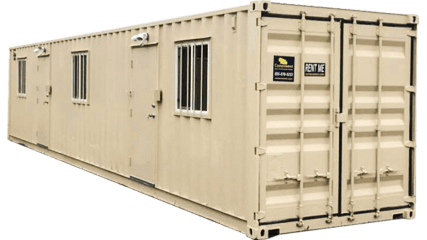 40ft mobile office container for sale