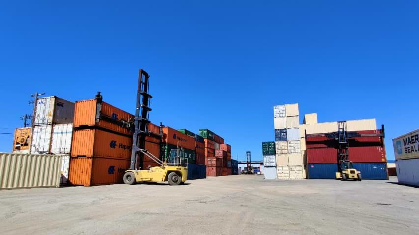 Conexwest: Conex Containers & Storage Boxes for Sale Near Me