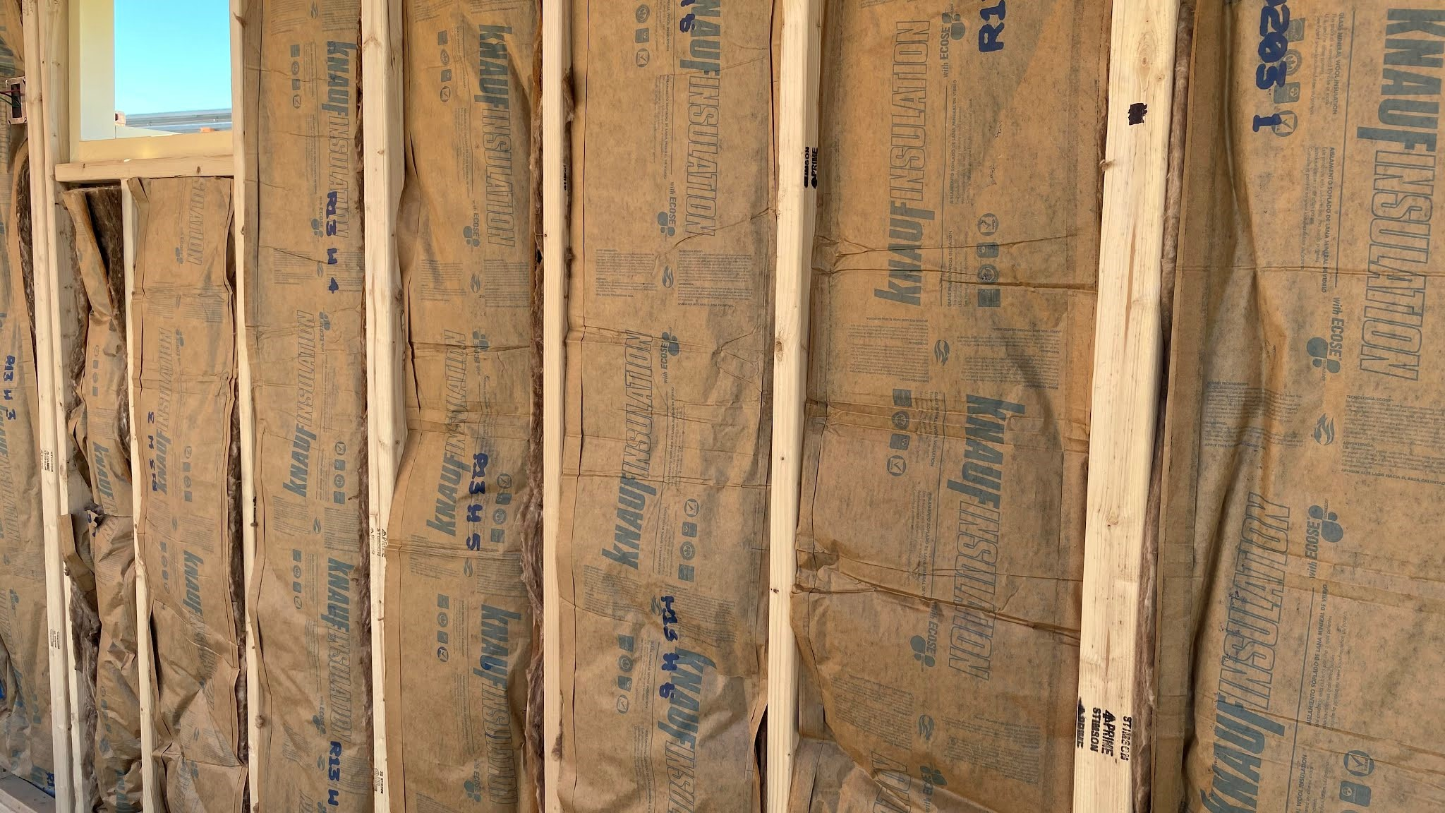 R-13 Fiberglass Insulation for storage containers for sale