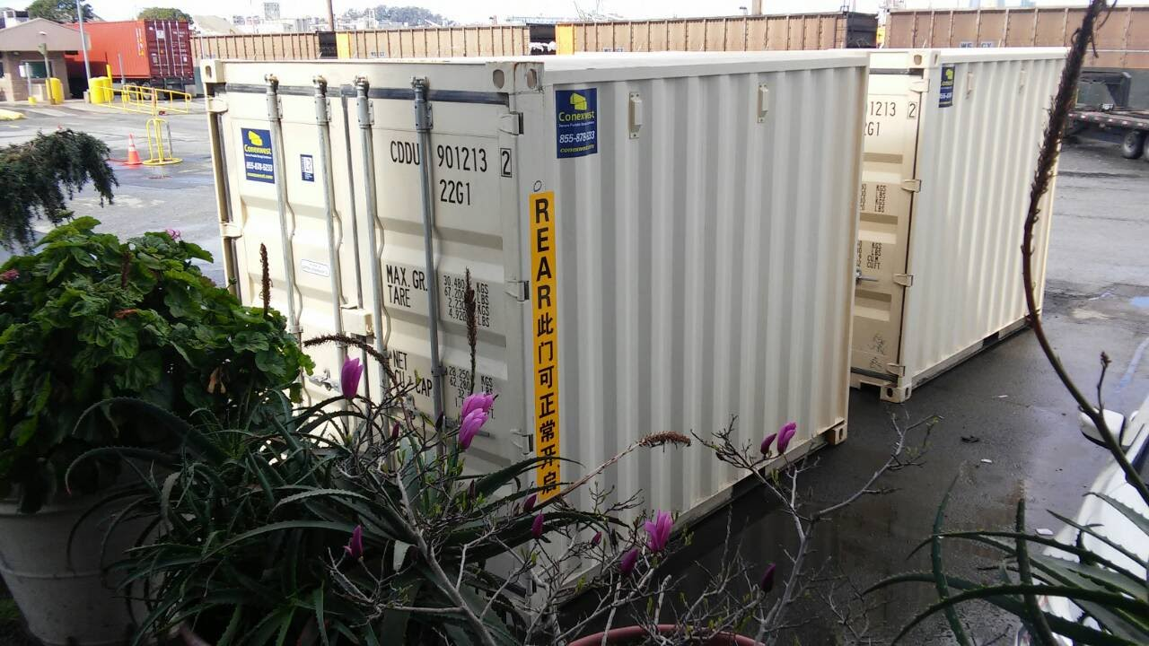 New 10ft shipping container for sale