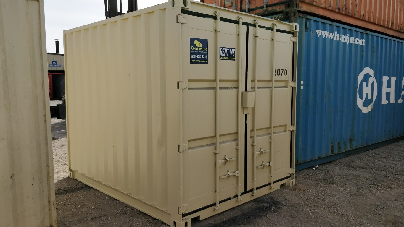 Rent 10ft storage containers near me | Conexwest