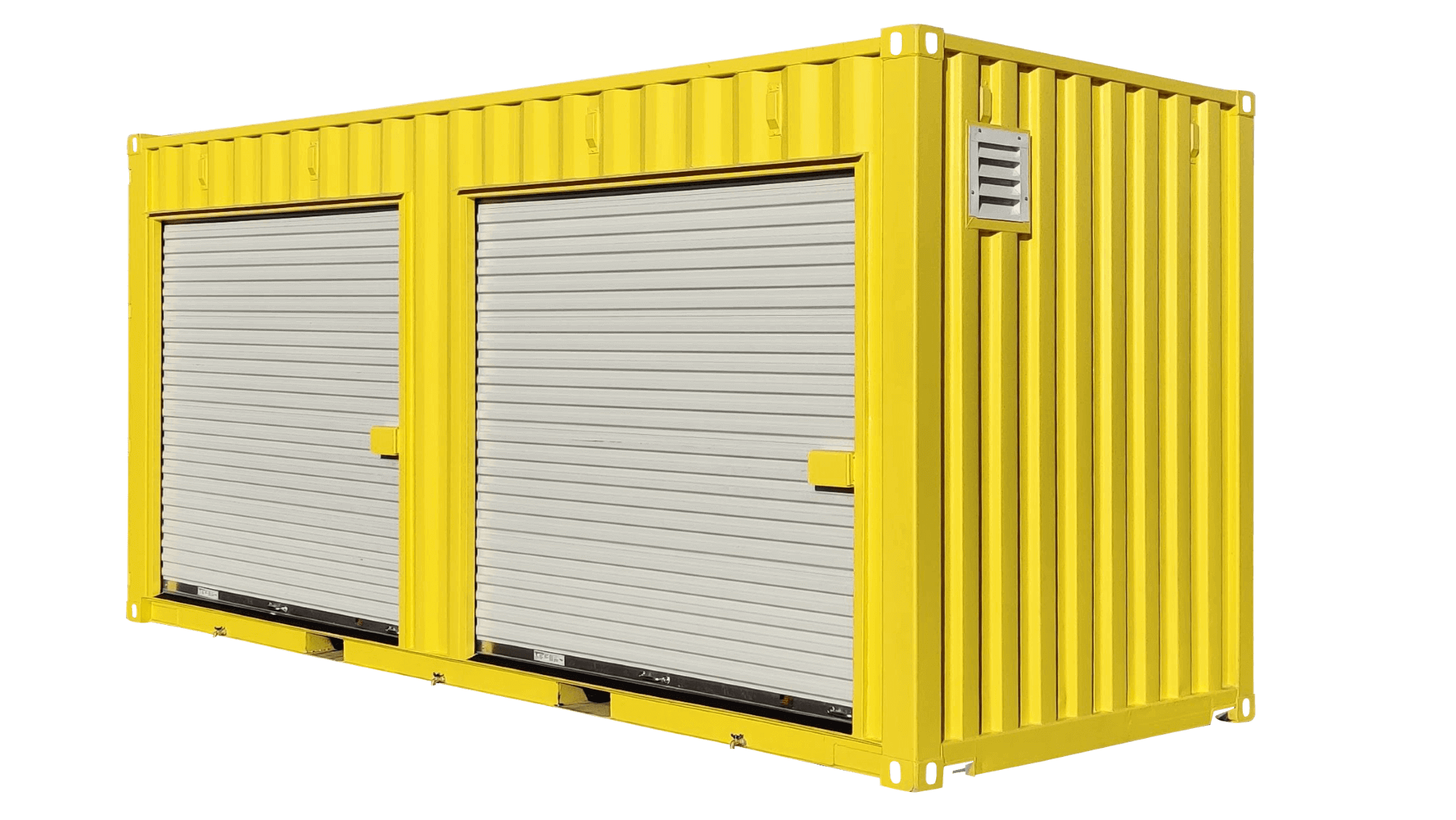 20ft hazmat container