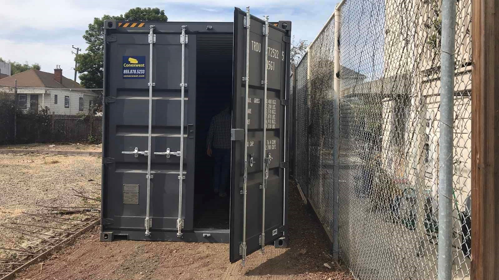 used 20ft shipping containers for sale