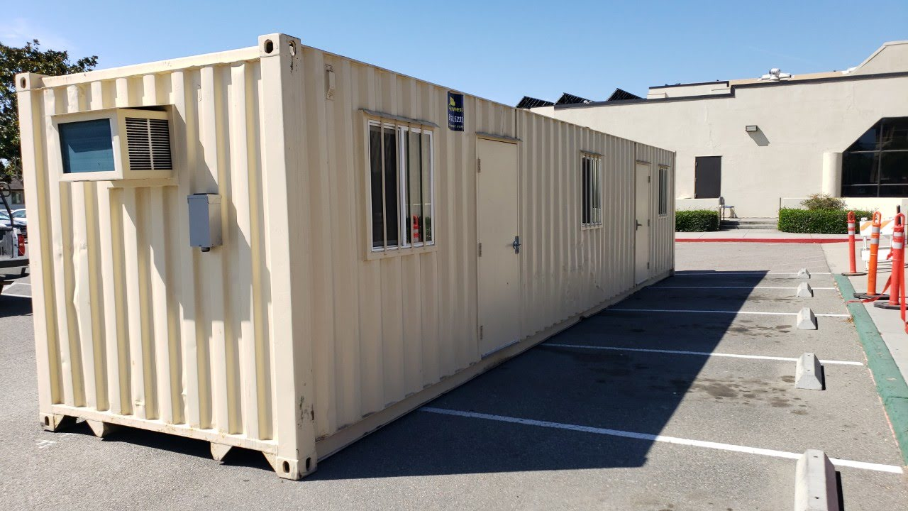 40ft mobile office container for rent