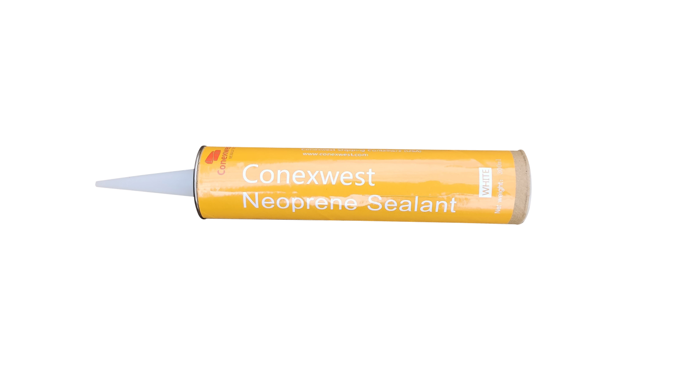 Neoprene container sealant