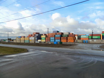 Calgary shipping containers