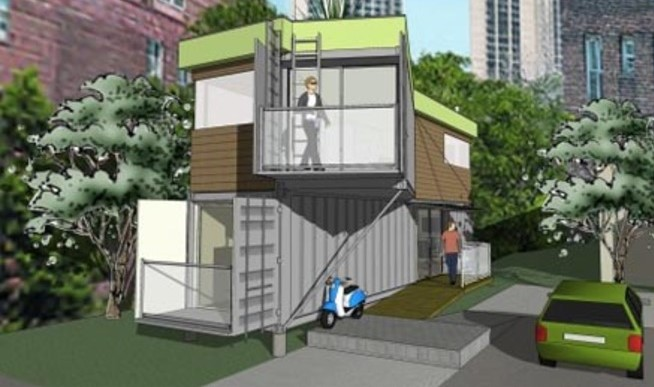 Shipping Container Home Plans & Floor Designs