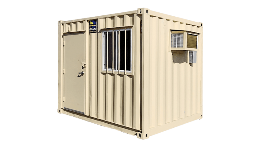 10ft mobile office container for sale