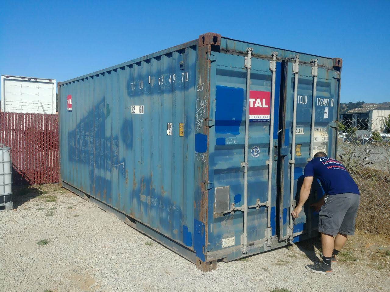 cw container