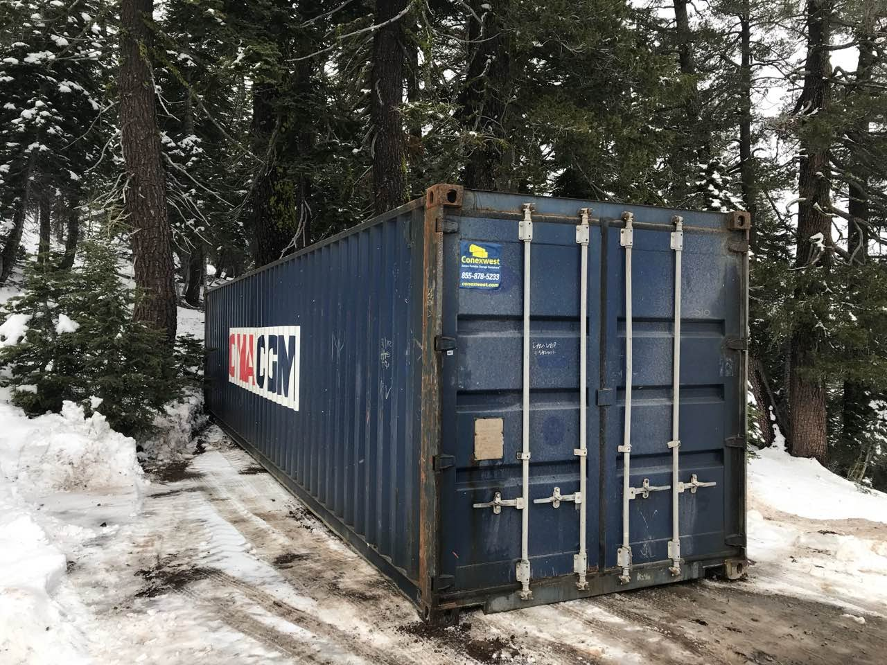 Buy Shipping Containers In Reno Nevada