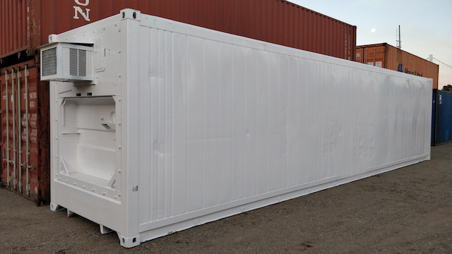 Refurbished Insulated Container
