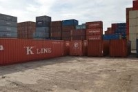 Baltimore depot location in maryland with conexwest shipping containers