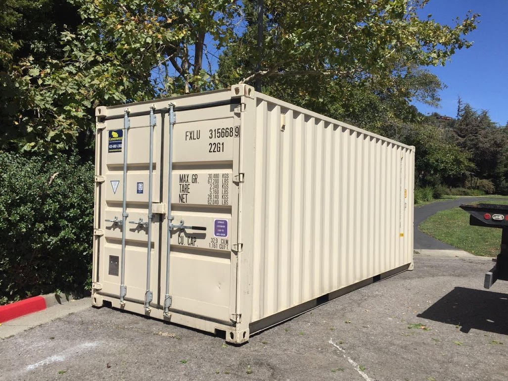 Florida shipping containers for sale