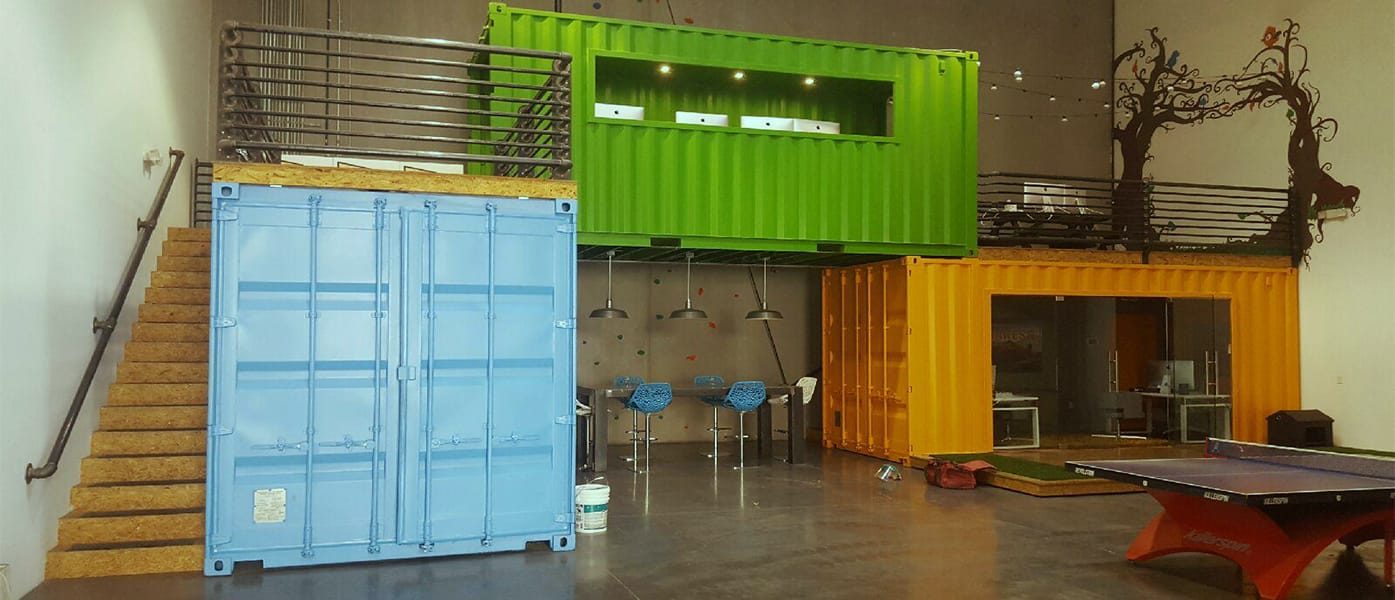 2019 Home Business Idea Build A Steel Shipping Container