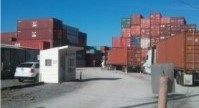 Mepmhis depot location for conexwest with shipping containers and storage containers