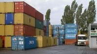 Seattle shipping containers