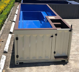 swimming pool shipping container by conexwest